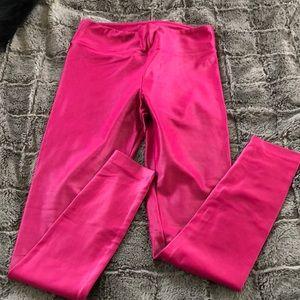 KORAL low rise lustrous leggings